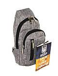 Сумка-рюкзак на плечо DNK Joker №4 bag-7, фото 7