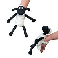 Мягкая игрушка Барашек Шон на руку