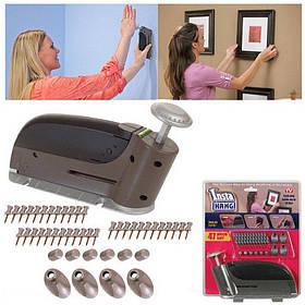 Гвоздезабиватель InstaHang, аппарат для забивания гвоздей, степлер