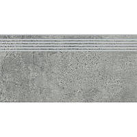 Ступень Opoczno Newstone grey (STEPTREAD) 29,8х59,8