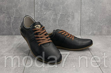 Повседневная обувь мужские Milord Olimp синие (натуральная кожа, весна/осень)