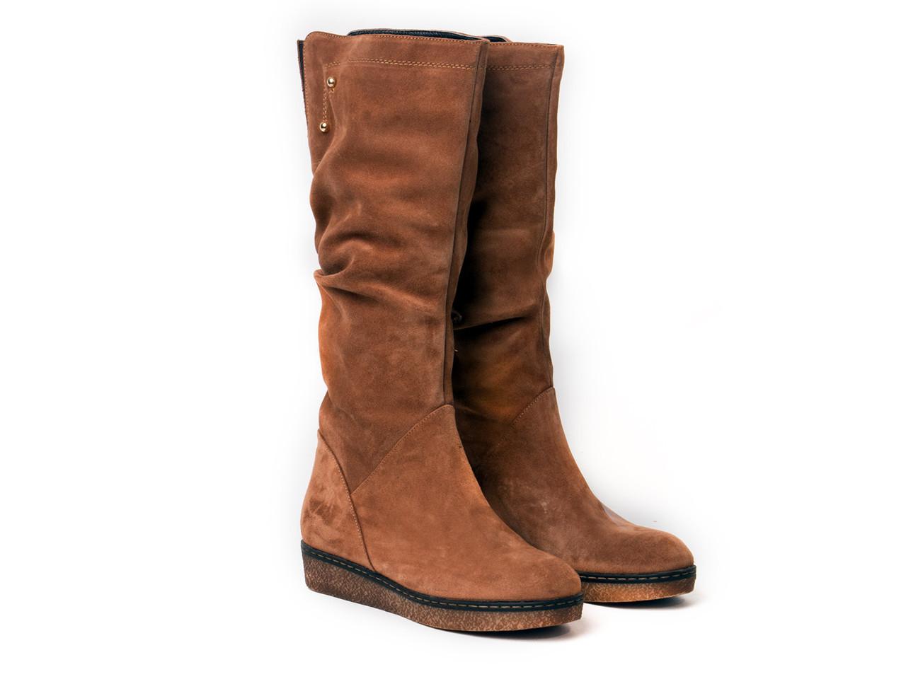 Сапоги Etor 4268-0012-451 37 коричневые