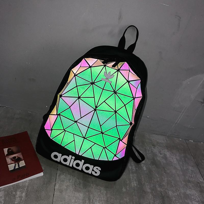 """Рюкзаки світловідбиваючі унісекс """"Adidas"""" 3D Urban Mesh Triangle"""