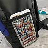"""Рюкзаки світловідбиваючі унісекс """"Adidas"""" 3D Urban Mesh Triangle, фото 9"""