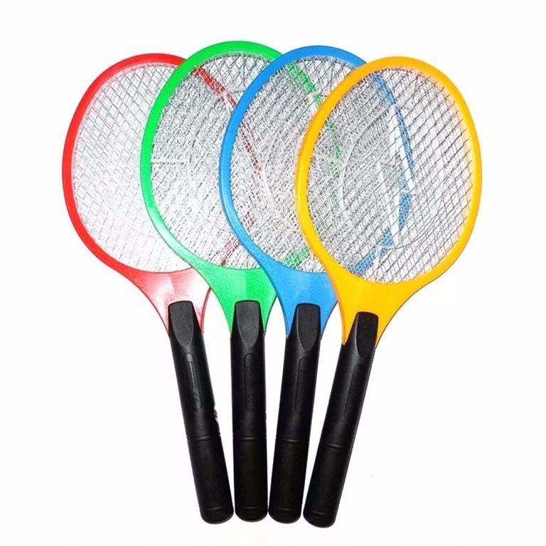 Електрична мухобойка у вигляді ракетки