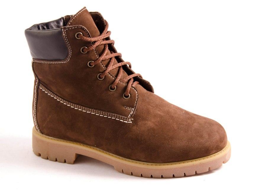 Ботинки подростковые коричневые Romani 5222506/2 р.36-41