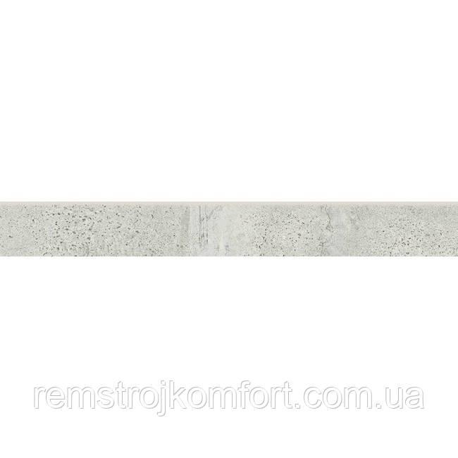 Бордюр Opoczno Newstone light grey (SKIRTING) 7,2х59,8