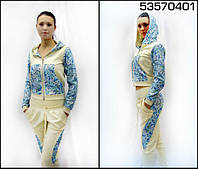 Спортивный костюм французкий трикотаж, стильный спортивный костюм для спорта и отдыха недорого