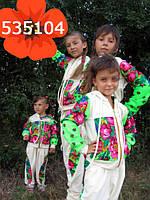 Костюм спортивный детский Матрешка, спортивный костюм Аля Лурдес, стильные детские спортивные костюмы