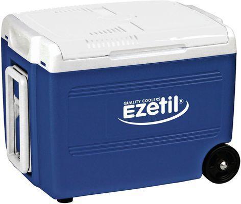 Автохолодильник на колесах 40 л, Ezetil E-40 M 12/230V (термобокс - мини холодильник в машину)