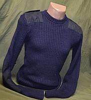 Шерстянные свитера Британские ВС(темно-синий), оригинал