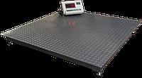 Весы платформенные усиленные 1х1м, фото 1