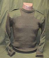 УЦЕНКА!Шерстянные свитера Британские ВС( олива)