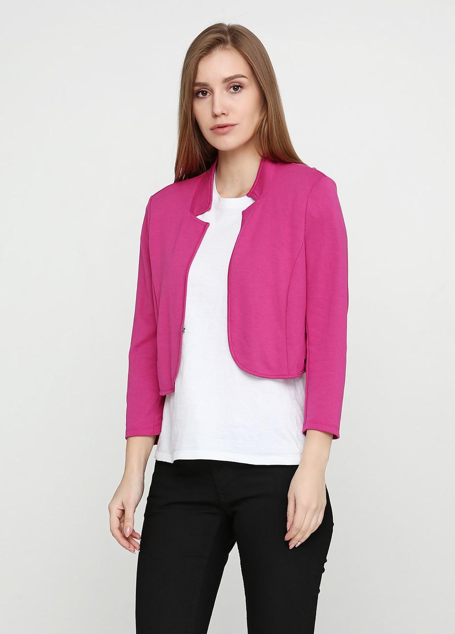 (Уценка) Пиджак женский TOM TAILOR цвет розовый размер M арт (УЦ)3923038.00.70