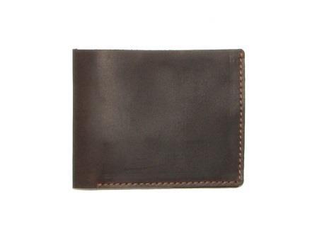 Портмоне мужское кожаное  DNK Leather коричневый