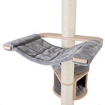 Игровой комплекс для котов Eco Premium S с домиком для кошки и когтеточкой, фото 3