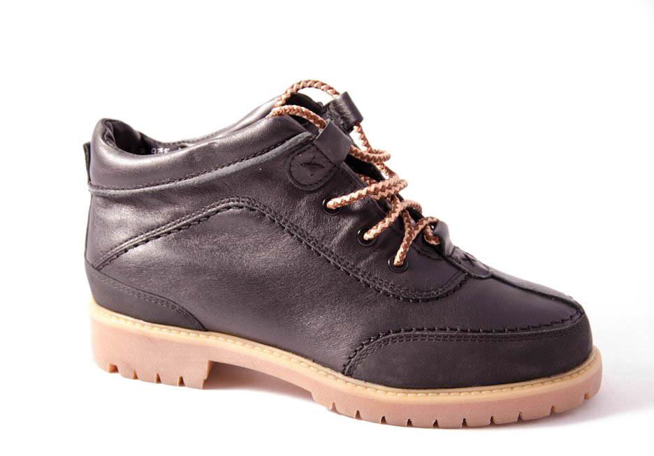 Ботинки женские черные Romani 2600205/2 р.36-41
