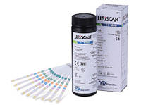 Тест-полоски для определения белка в моче URISCAN, Корея