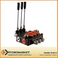 Гидравлический распределительный клапан Hydro-pack 3P120 1 ''