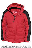 Куртка зимняя мужская RLZ 19-51801 красная, фото 1
