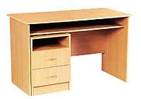 Стол для учителя письменный с тумбой, ДСП, фото 1