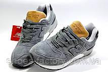Мужские кроссовки в стиле New Balance 999, Gray\Brown, фото 3