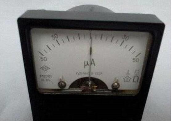 Амперметр М2001