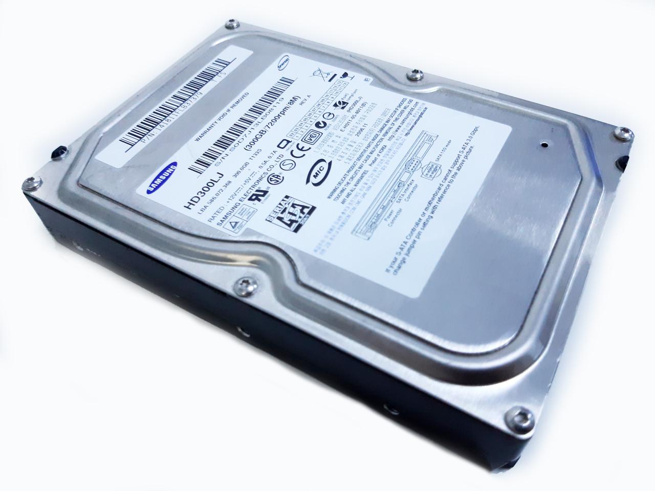 Жесткий диск Samsung HDLJ (300GB/7200rpm/8M)