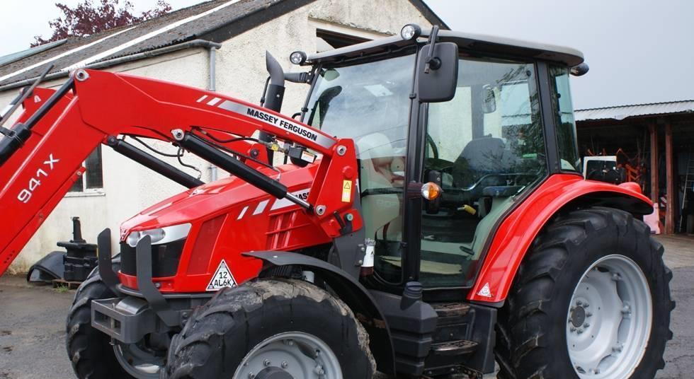 Трактор Massey Ferguson 56091, 2015 г.в.