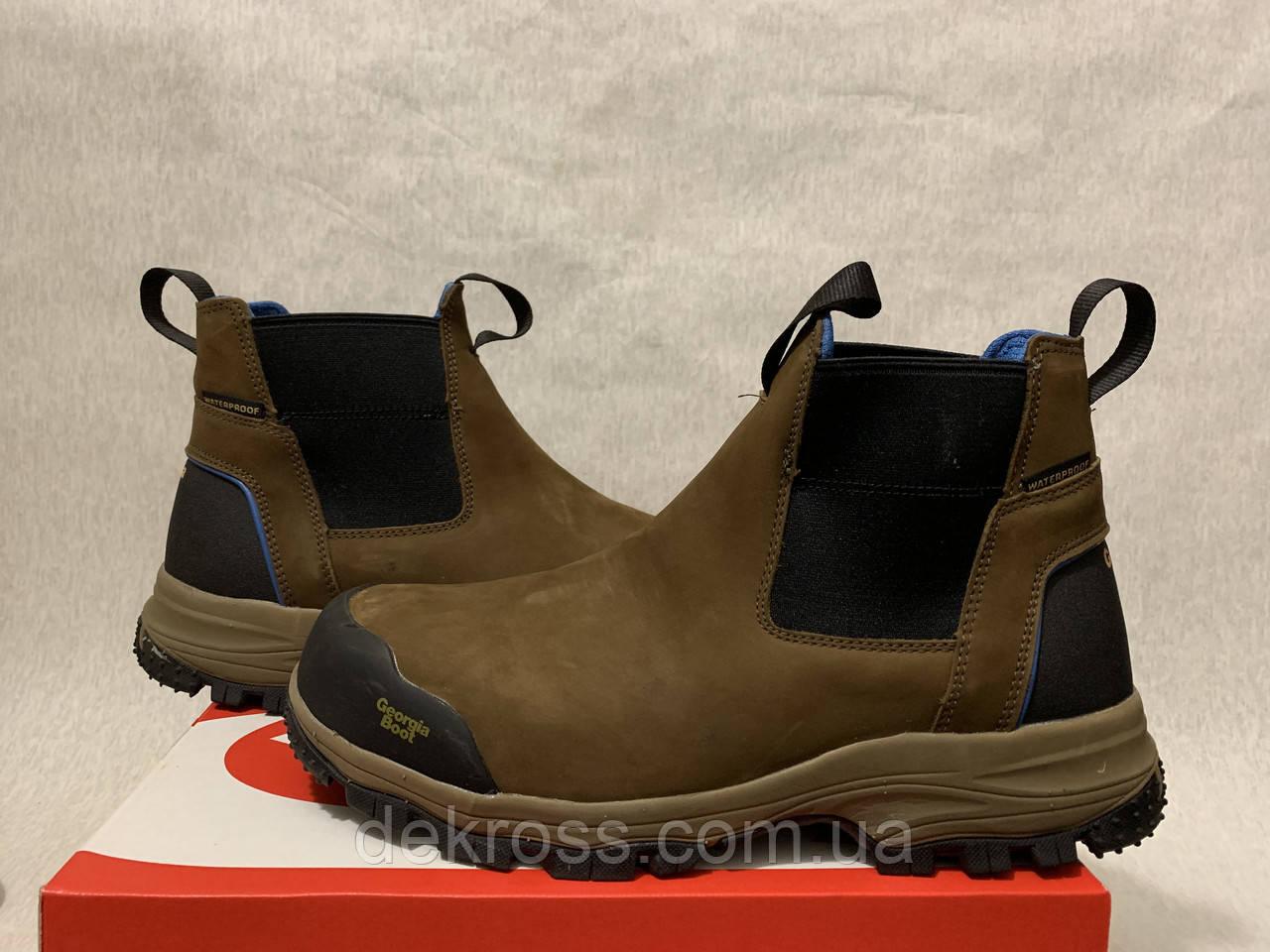 Ботинки Georgia Boot Blue Collar Waterproof Romeo (45) Оригинал GB00106