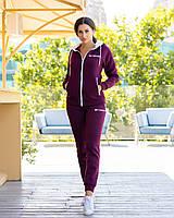 Теплый спортивный костюм женский Трехнитка с начесом Размер 42 44 46, фото 1