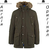 Куртка-парка мужская Jack & Jones из Англии - демисезонна