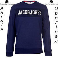 Кофта толстовка мужская Jack & Jones из Англии - для прогулок