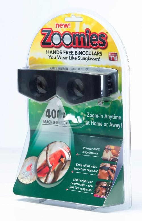 Окуляри з збільшувальним склом окуляри-бінокль Zoomies