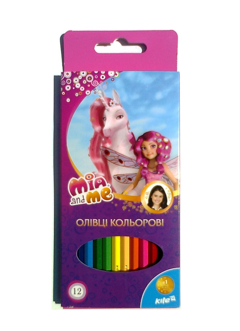 Цветные карандаши ММ15-051К
