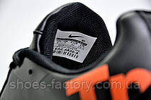 Кроссовки мужские в стиле Nike Air Max Plus TN, Black\Orange, фото 3
