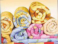 Одеяло двуспальное из овечьей шерсти Чарівний сон Верона 180х210