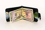Зажим для денег Turtle F4200Jblk, фото 4