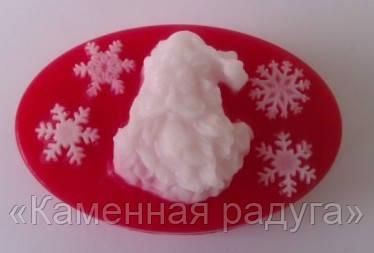 "Мыло ""Дед мороз"""
