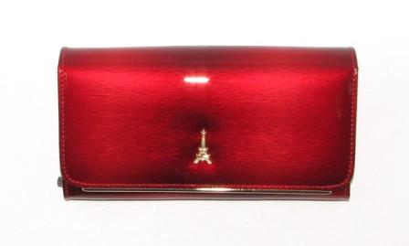 Кошелек женский Paris 74110-DSHK RED