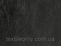 Искусственная кожа Юпитер (Jupiter) цвет черный, фото 2
