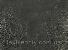 Искусственная кожа Юпитер (Jupiter) цвет черный, фото 3