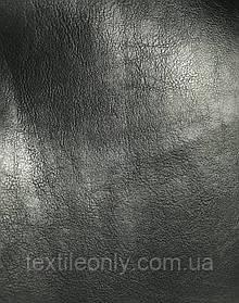 Искусственная кожа Юпитер (Jupiter) цвет черный