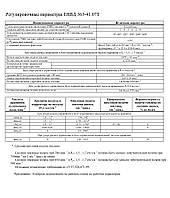 Регулировочные параметры ТНВД 363-41.07Т