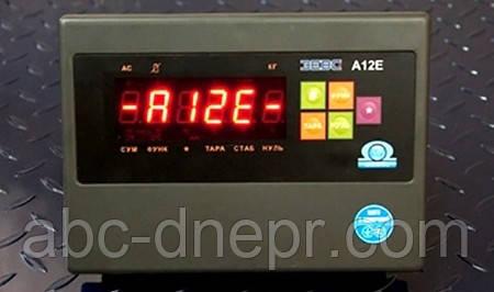 Весовой индикатор Zemic А12E для платформенных весов