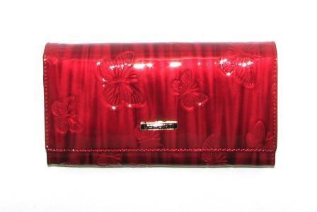 Кошелек женский Lorenti L76111-CKBF RED
