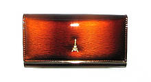 Кошелек женский Paris 64003-DSHK BROWN