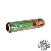 Пергаментная бумага силиконизированная коричневая для выпечки, 50 м