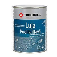Латексная краска Tikkurila Luja — Для внутренних работ — Краска для ванной луя —  Финская краска