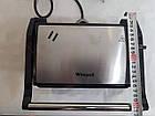 Гриль прижимной домашний Wimpex BBQ WX 1064 | Сэндвичница | Электрогриль | Бутербродница, фото 4
